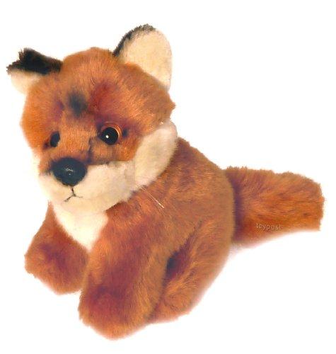 fox-soft-toy-sitting-fox-cub