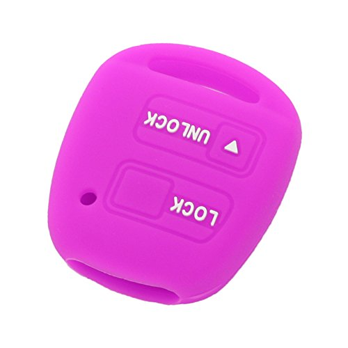 fassport-silicone-cover-skin-jacket-fit-for-toyota-lexus-2-button-remote-key-case-cv2421-purple