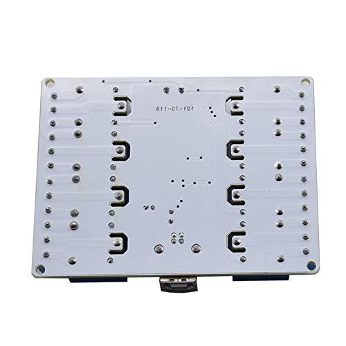 Fengwen66 Módulo relé USB SainSmart 12V 8 Canales