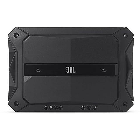 JBL GTR Stadium 601 Amplificateur Auto 1-Canal pour Subwoofer 600 W Noir