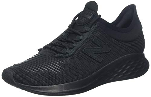 New Balance Fresh Foam Roav, Zapatillas de Running para Hombre, Negro BlackLead, 41.5 EU