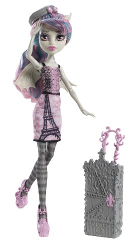 Monster High Scaris Rochelle Goyle-Puppe