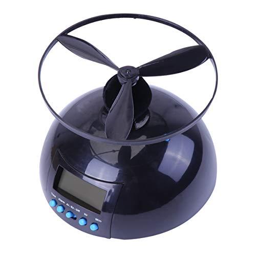 Vosarea Reloj Despertador Volador Hélice Ovni Fly