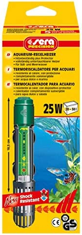 Sera Aquarium Heater Thermostats - 25W - Fish Aquarium