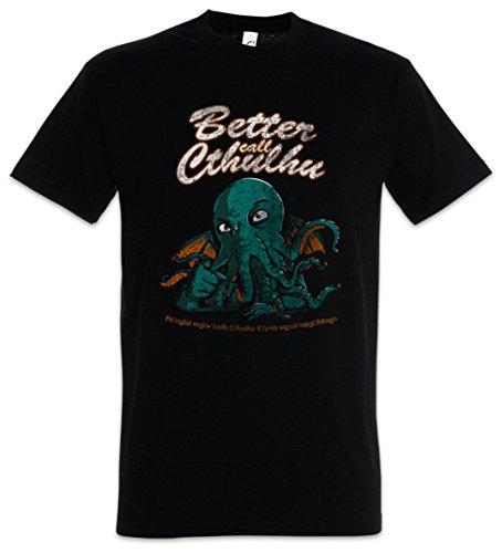 Urban Backwoods Better Call Cthulhu T-Shirt - Größen S - 5XL