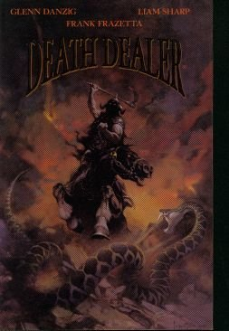 Death Dealer #2 - May 1996