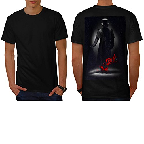 jack-the-ripper-fear-killer-man-men-new-black-xl-t-shirt-back-wellcoda