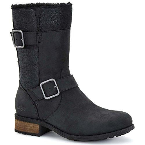 Ugg® Australia Oregon Femme Boots Noir Noir