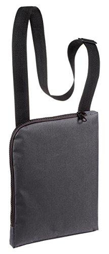 Bag Basic- Borsa per documenti Grigio