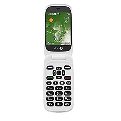 Vodafone Doro 6520 PayG As You Go 2G Feature Phone Locked to Vodafone
