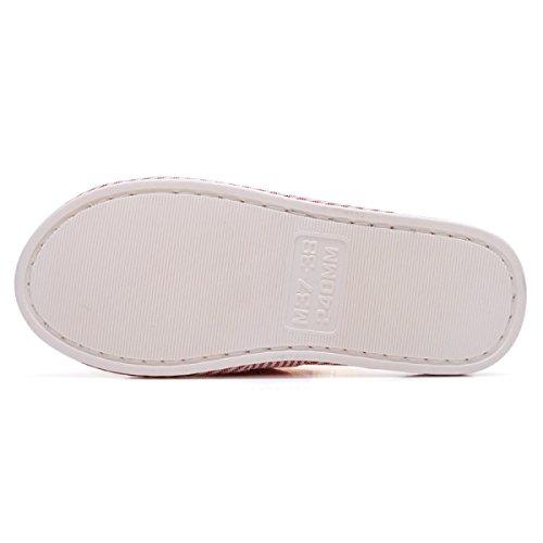 Pantofola A Pantofole Nuovo 38 39 Rosa Primavera Dintérieur Amanti La Casa 40 L'autunno Pavimento Casa 37 E Blu Dolce qxSWX0P