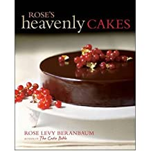 [{ Rose's Heavenly Cakes By Beranbaum, Rose Levy ( Author ) Sep - 01- 2009 ( Hardcover ) } ]