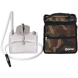 Shisha - Cachimba Oduman N7 con bolsa