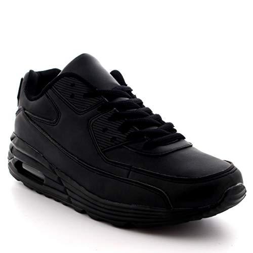 Hommes Aptitude Air Bubble Sport en Marchant Fonctionnement Performance Shoes Poids Léger Formateurs
