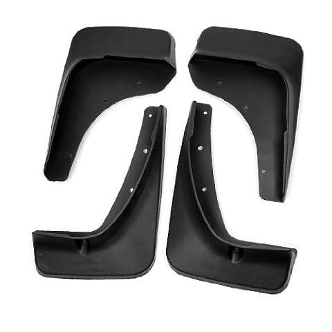 sourcingmap® 4 in 1 Auto Träger Spritzschutz vorn hinten Schmutzfänger Set für Mazda CX-5 (Gute Mud Flap)