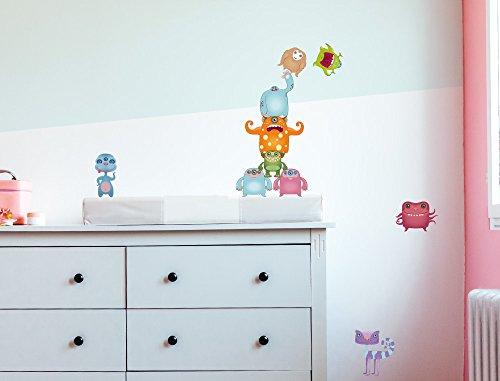 I-love-Wandtattoo WAS-10322 Kinderzimmer Wandsticker Set