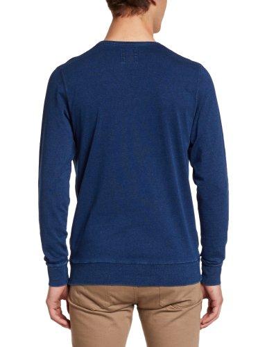 Globe Herren Sweatshirt Blau - indigo