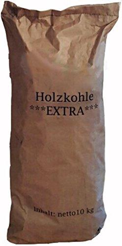 Hainbuchen Holzkohle, Körnung 20-80 mm, 20 kg