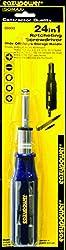 Eazypower 88800 1-pack 24-in-1 Ratchet 6 Tub Of Es Storage