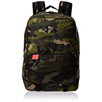 Under Armour Boys' Armour Select Backpack, Guardian Green//Black