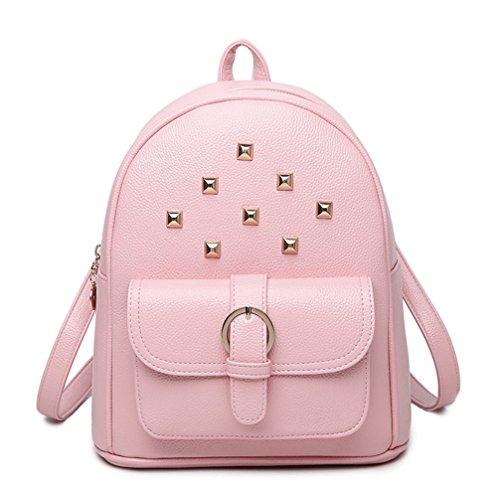 neuer Rucksack Stil Pink Keshi Schulranzen Maedchen 4pUdqwqx