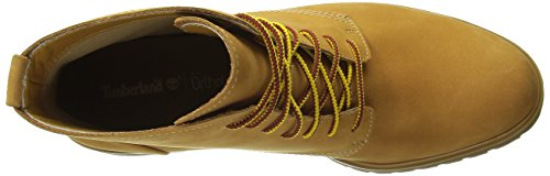 Timberland  Averly Lace Chukka, Baskets pour femme Marron Marrone Jaune