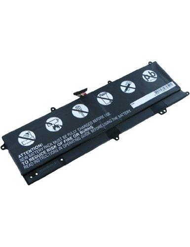 Batterie pour ASUS VIVOBOOK S200, 7.4V, 5100mAh, Li-Pol