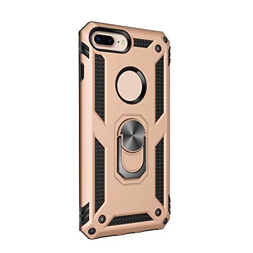 12eve Compatible iPhone 6 Plus Funda Soporte Híbrida