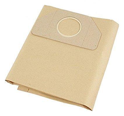 Staubsaugerbeutel passend für Kärcher 6.904-167.0 Qualitätsfilterbeutel 10 Stück Vorteilspack Staubsaugerbeutel, Papiefilterbeutel, passend für Kärcher 6.904-167.0