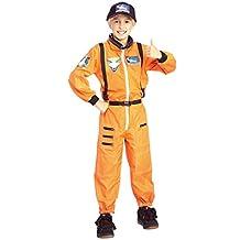 Rubbies - Disfraz de astronauta para niño, talla L (882700_L)