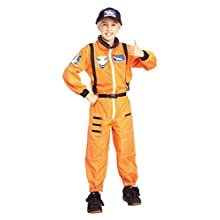 Astronaut Child's Costume, Large