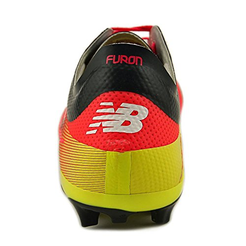 New Balance, Scarpe da calcio uomo Bright cherry-Yellow