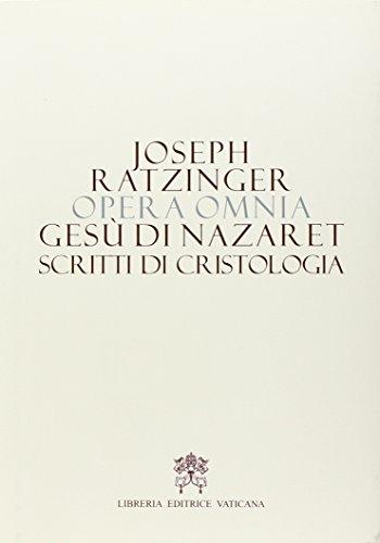 Opera omnia di Joseph Ratzinger: 6\2
