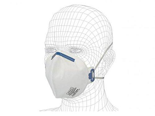Clean Breath FFP2-20 mascherine protettive per la respirazione, confezionate singolarmente, qualità professionale certificata, made in Taiwan