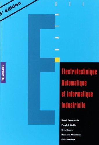Electrotechnique automatique par René Bourgeois