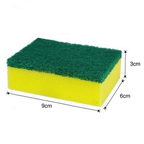 Double Layer Strong Water Absorption Sponge Cleaners