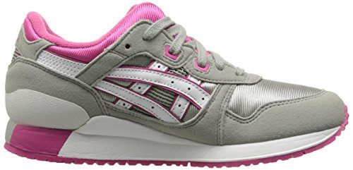 Asics Gel-Lyte III GS Synthétique Chaussure de Course Light Grey/White