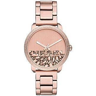 DIESEL Flare Rocks DZ5588 Reloj de Pulsera para Mujeres