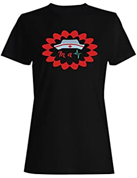 En Un Instante camiseta de las mujeres k809f