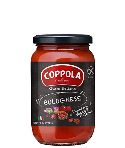 Coppola Bolognese Sauce - No Sugar Added 350g (Pack of 6)
