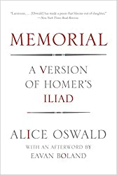 Memorial - A Version of Homer`s Iliad