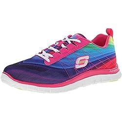 Skechers Flex Appeal Pretty Please Ladies Shoe 4.5