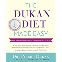 [(The Dukan Diet Made Easy)] [Author: Dr Pierre Dukan] published on (May, 2014)
