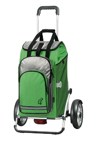 Chariot de courses Royal Plus HYDRO, volume 56L, garantie 3 ans, Made in Germany