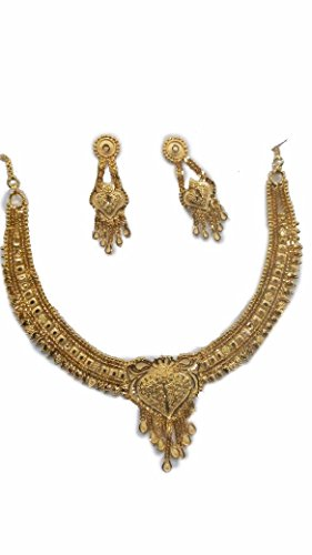 Barakath Jewellary plain necklace