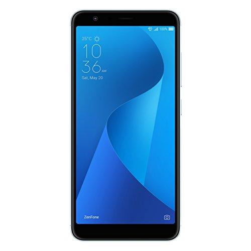 ASUS ZenFone MAX Plus ZB570TL-4D034WW - Smartphone (14,5 cm (5.7'), 3 GB, 32 GB, 16 MP, Android 7.1.1, Plata)