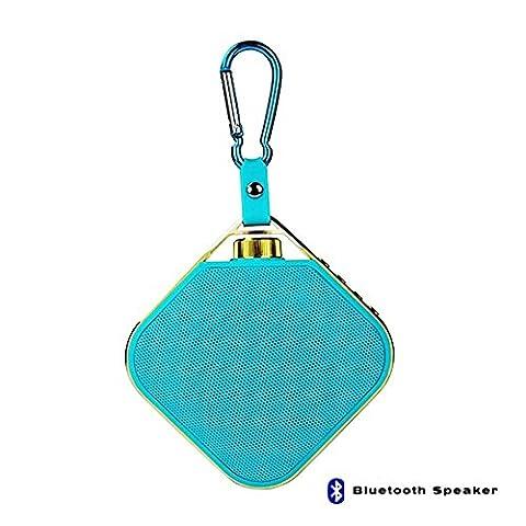 Wireless Bluetooth Speaker Mini Portable Outdoor Hand-free Speaker For , 4