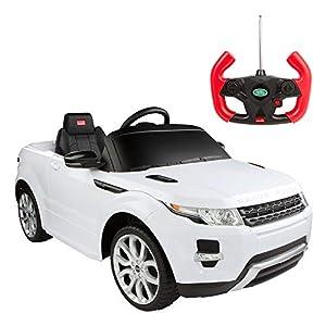 Rastar - Coche de batería para niños Land Rover Evoque, 6V (85249)