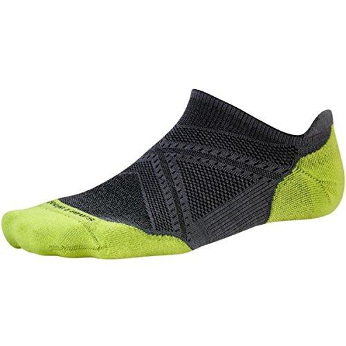 Smartwool Unisex PHD Run Light Elite Micro Performance Socken Medium Graphit