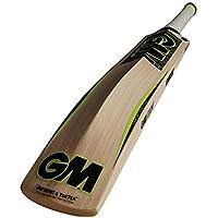 GM 2018 ST30 DXM TTNOW Cricket Bat - Yellow, Size Small